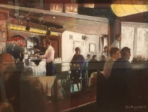 Phil Monteith_Holland Interior_Pastel