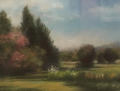 McCormick_Fernwood Meadow_Pastel_France Award #1