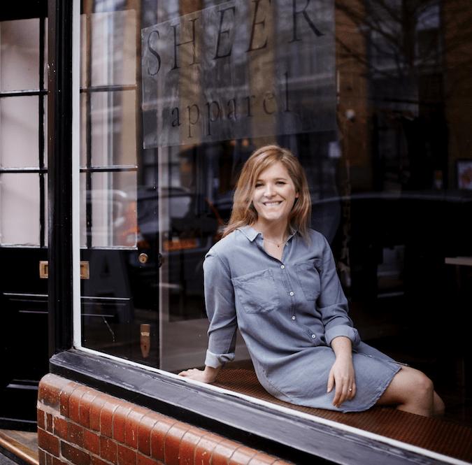 Meet Paula: Founder of Sheer Apparel