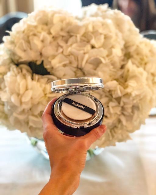 La Prairie Skin Caviar Foundation Launch