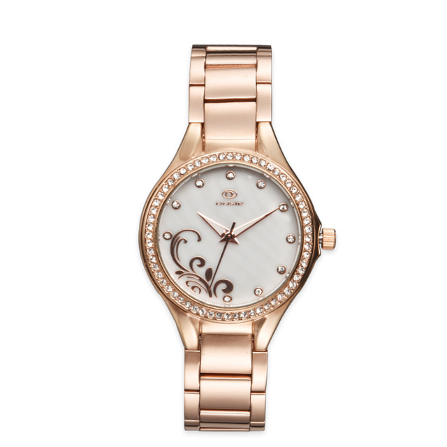 Women Gold Watch