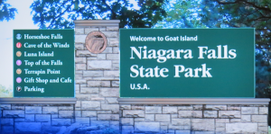 EIght million tourists annually visit Niagara Falls State Park, where they park, dine, sightsee, purchase souvenirs and then leave on a dedicated roadway, with no need to enter or spend money in the city of Niagara Falls, which has the highest rate of violent crime, poverty and taxation of any city in the entire state. Now Gov. Cuomo wants to build a hotel there to compete with downtown hotels.