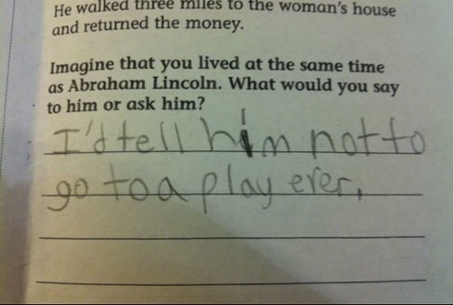 great moments in parenting