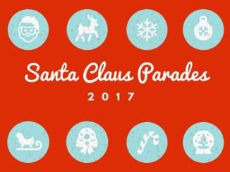 santa claus parades