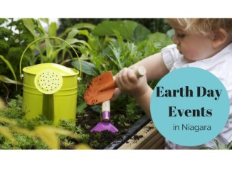 Earth Day Events in Niagara