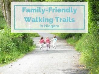 walking trails in Niagara