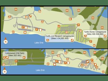 campgrounds in Niagara