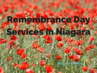 remembrance day serives