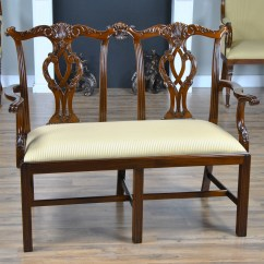 2 Seater Love Chair Replacement Feet Wood Cambridge Two Seat Niagara Furniture Solid