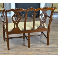 2 Seater Love Chair Lift For Stairs Cambridge Two Seat Niagara Furniture Solid