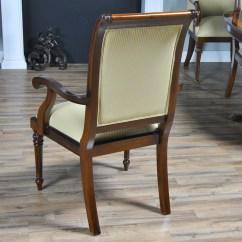 Tall Back Chairs Fishing Chair Umbrella Arm Upholstered Ndrac055