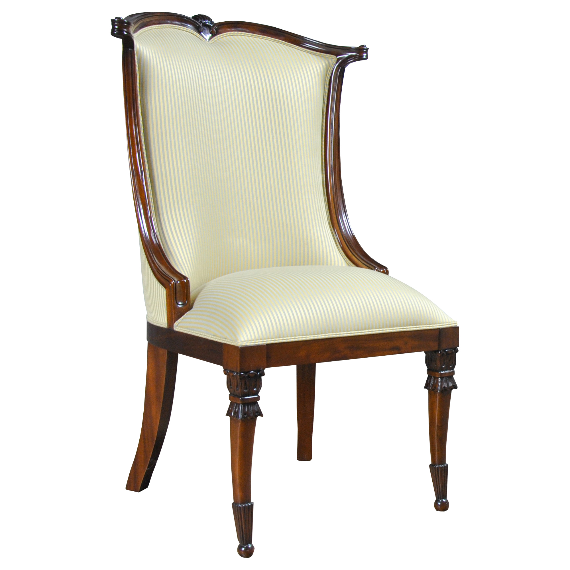 american furniture chairs best recliner chair for sleeping upholstered side niagara high end