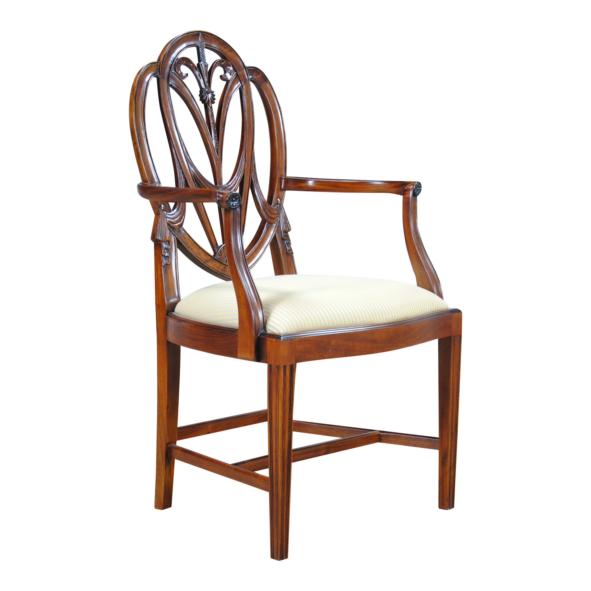 Tall Chair Tall Sweet Heart Arm Chair Set Of Ten Niagara Furniture