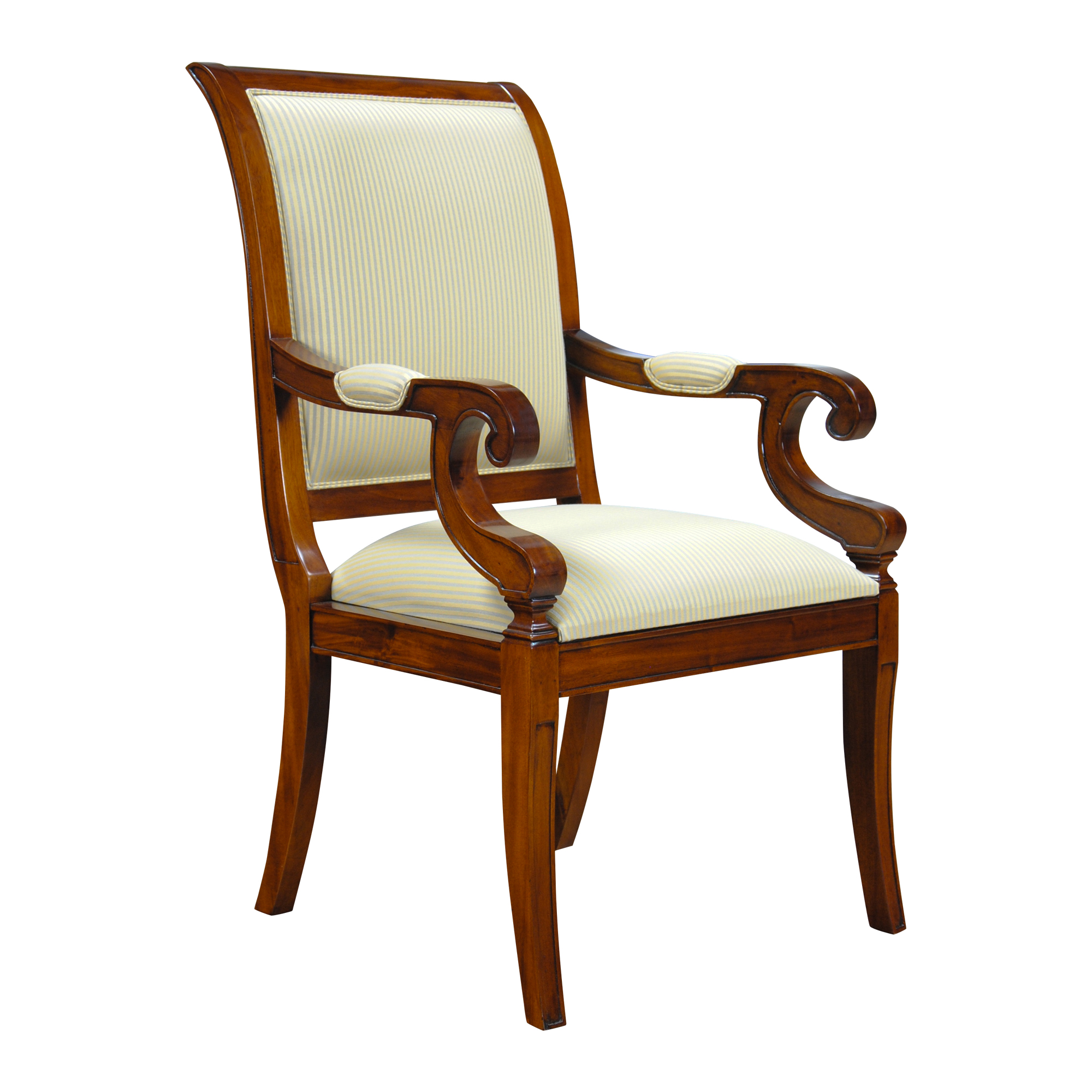 Upholstered Dining Chairs Regency Upholstered Dining Chair Niagara Furniture Solid