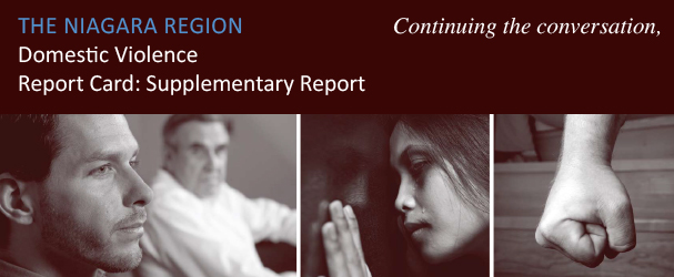 Domestic Violence Report Card Supplementary Report