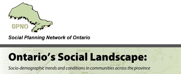 Ontarios Social Landscape