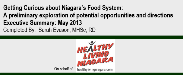 Getting Curious about Niagara's Food System