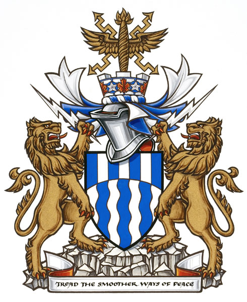 Niagara Falls Coat of Arms