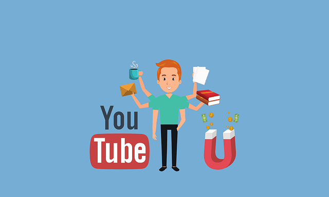 YouTubers' Income Source from YouTube AdSense