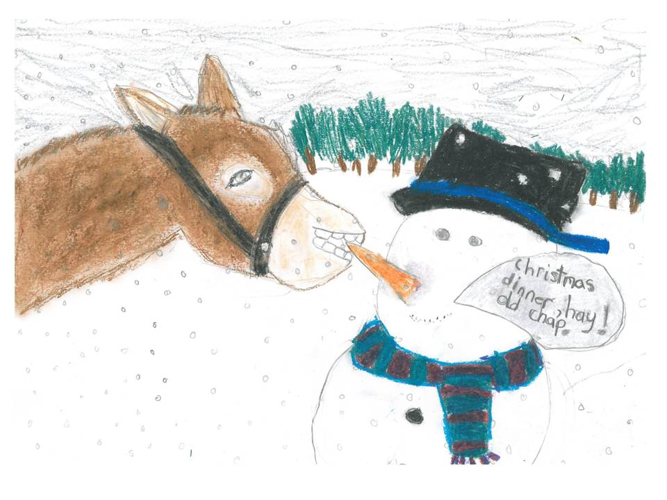 Christmas Card Images Ks2.Mp S Christmas Card Competition Nia Griffith Mp