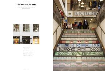 WeAr Magazine, Industrie Denim Storebook Editorial
