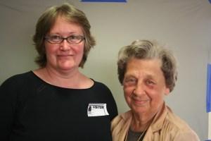 StoryCorps: Ruth Qualben & Martha Qualben