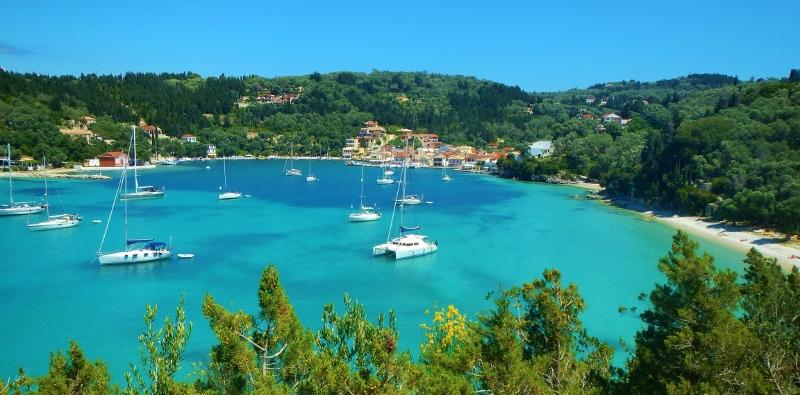 Paxos And Antipaxos Ionian Island GR Niakas Travel