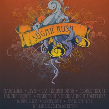 Sugar Rush Poster