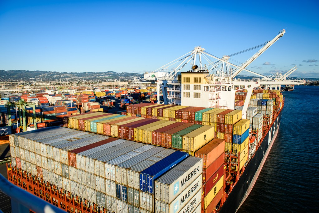 San Francisco Bay Area Commercial Business Marketing Branding Shipping Port Industrial - Niall David Photography--15