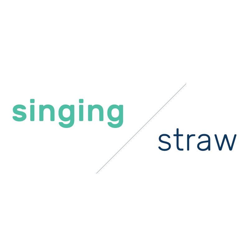 Singing Straw Logo