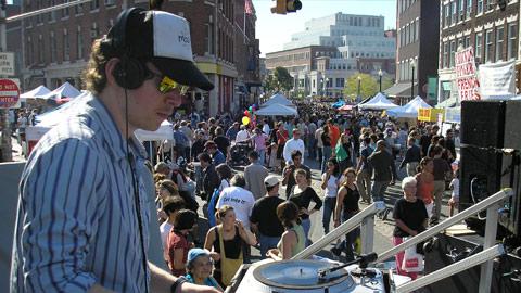 , Mantua: DJ C