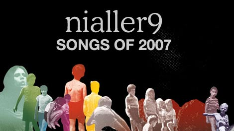 , Favourite Songs of 2007