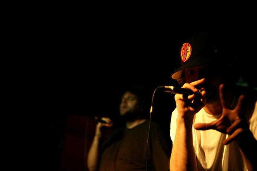 Aesop Rock live in Crawdaddy | Nialler9