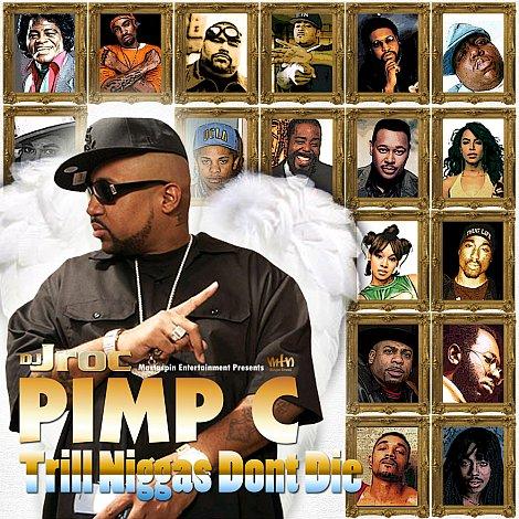 , Memphis Series: DJ JRoc Pimp C Mixtape