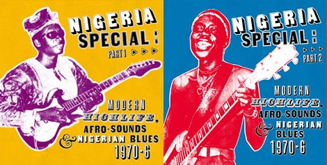 , Nigeria Special: Afro-Sounds & Blues 70 – 76