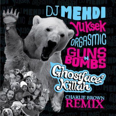 , Ghostface Killah – Charlie Brown (DJ Mehdi remix)