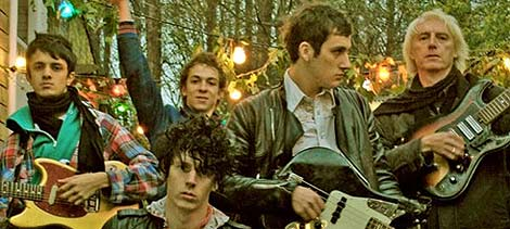 , Mystery Jets are go!