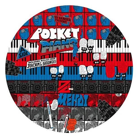 , Dj Mehdi – Pocket Piano (Joakim remix)