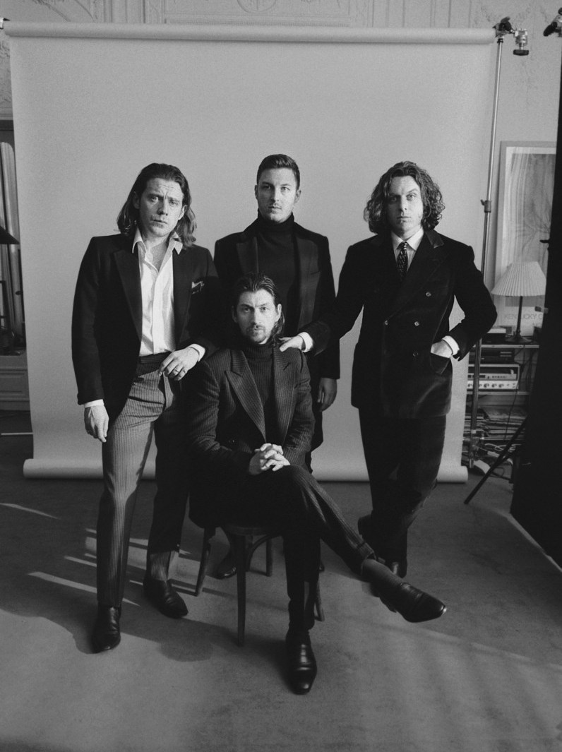 , Arctic Monkeys for 3Arena Dublin date