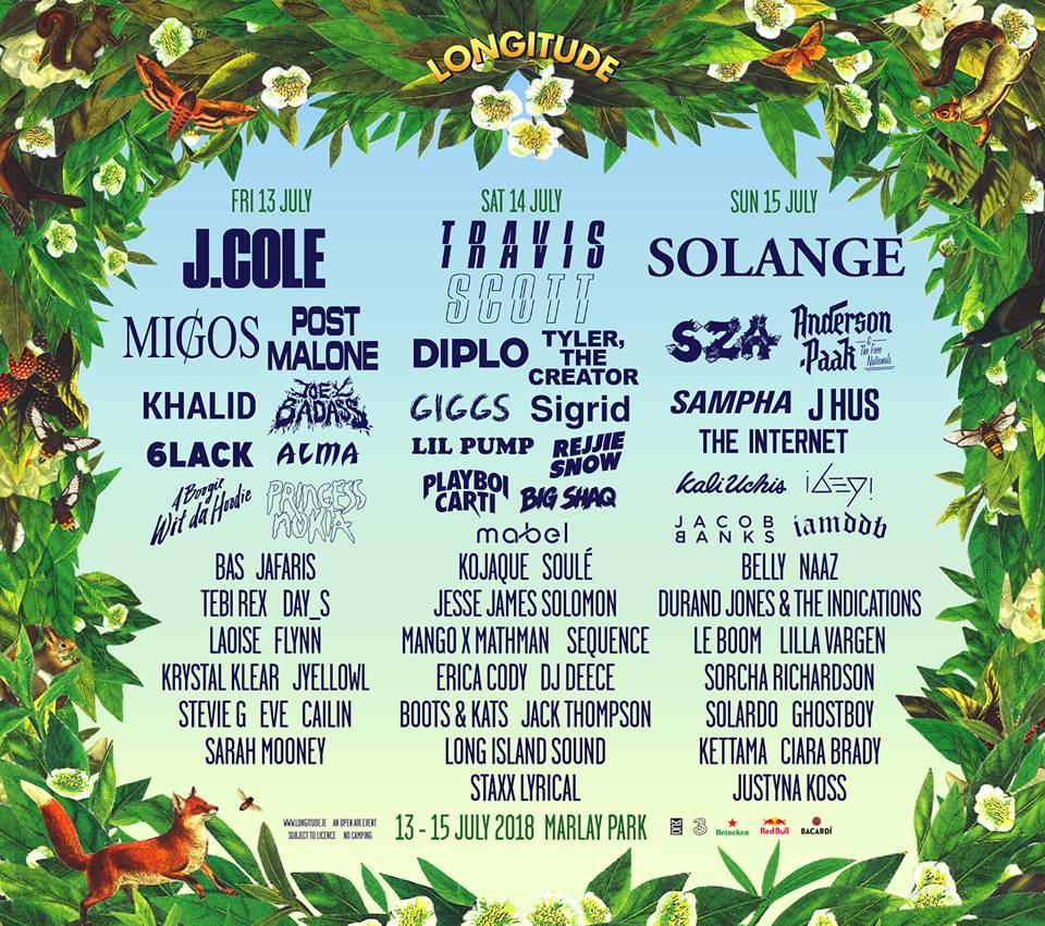 33 acts added to Longitude Festival including Sigrid, Playboi Carti, Rejjie Snow, Kojaque, Le Boom, Mango x Mathman...