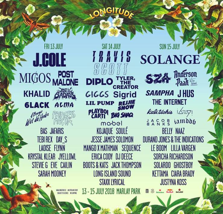 , Win VIP tickets to Longitude Festival