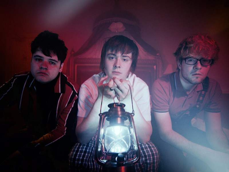 , Derry punks Touts release delusional video for new track 'Asleep'