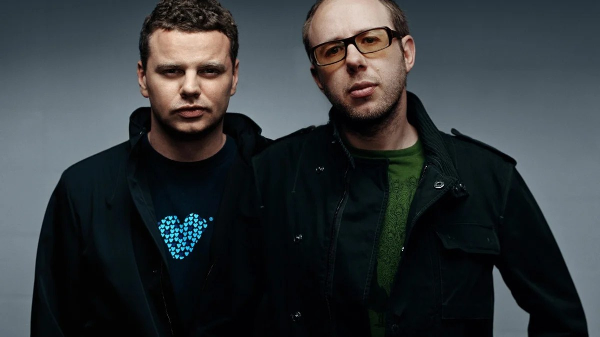 The Chemical Brothers announce Dublin show