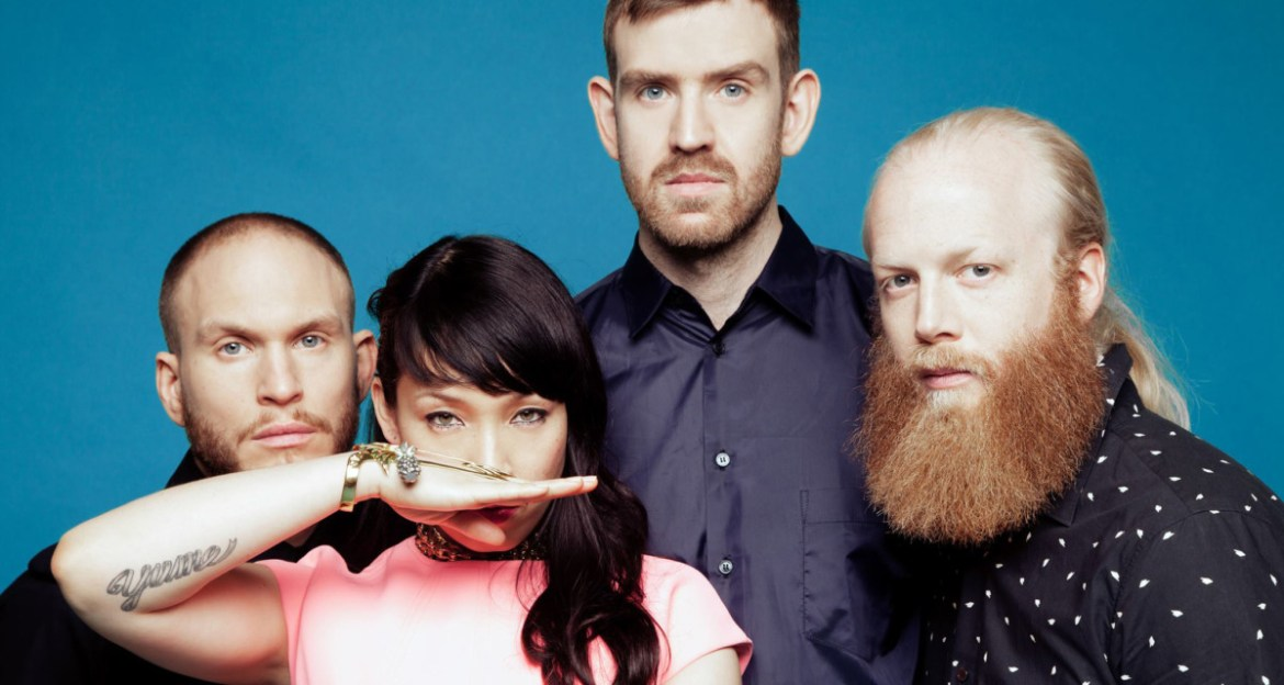 , 22 years on, Little Dragon have still got it
