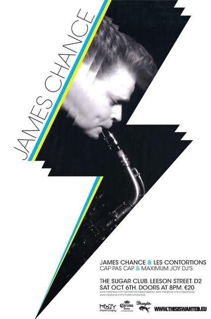 , Win passes to James Chance & Cap Pas Cap