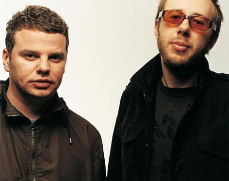 , New Chemical Brothers track