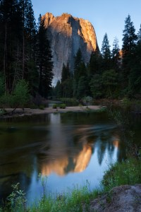 Cathederal Reflection, Yosemite, Niall Whelan Photography,