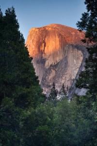Half Dome Sunset, Yosemite, Niall Whelan Photography,