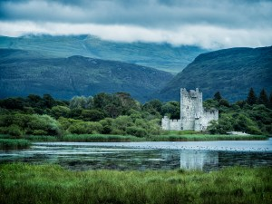 Ross Castle, Co Kerry, Niall Whelan Photography,