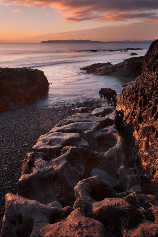 Tower Bay Rock Portrait